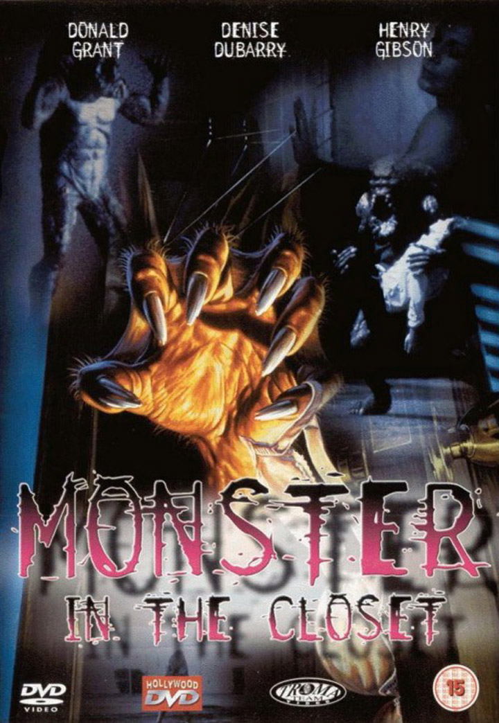 1986 Monster In The Closet