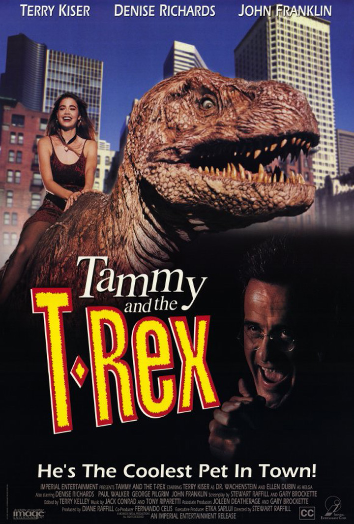 1994 Tammy and the T-Rex