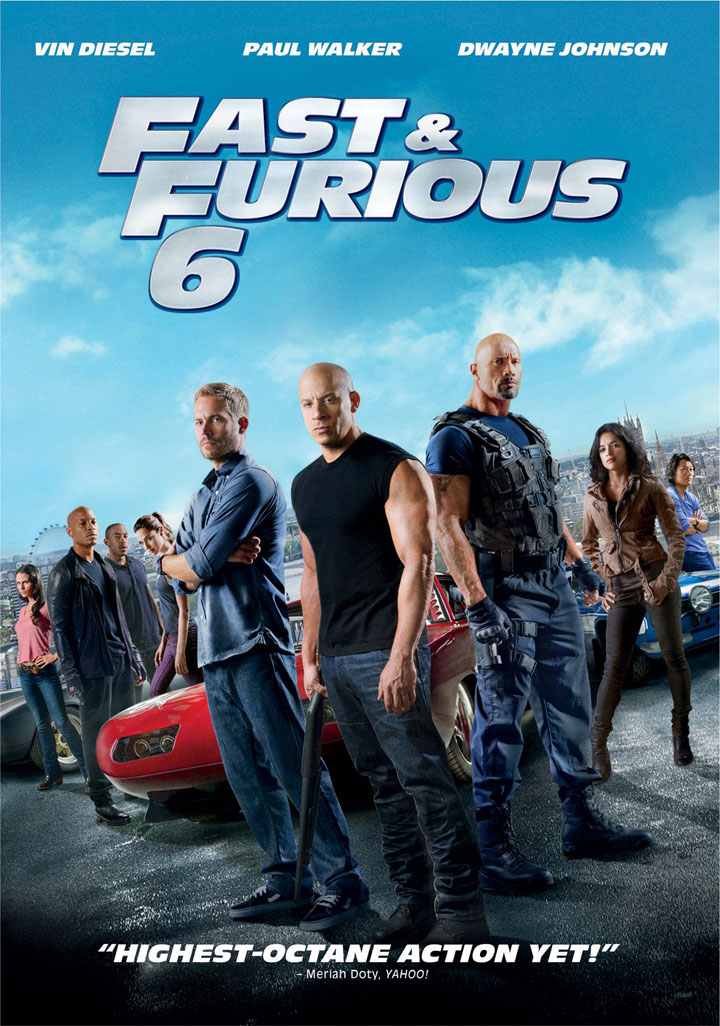 2013 fast furious 6