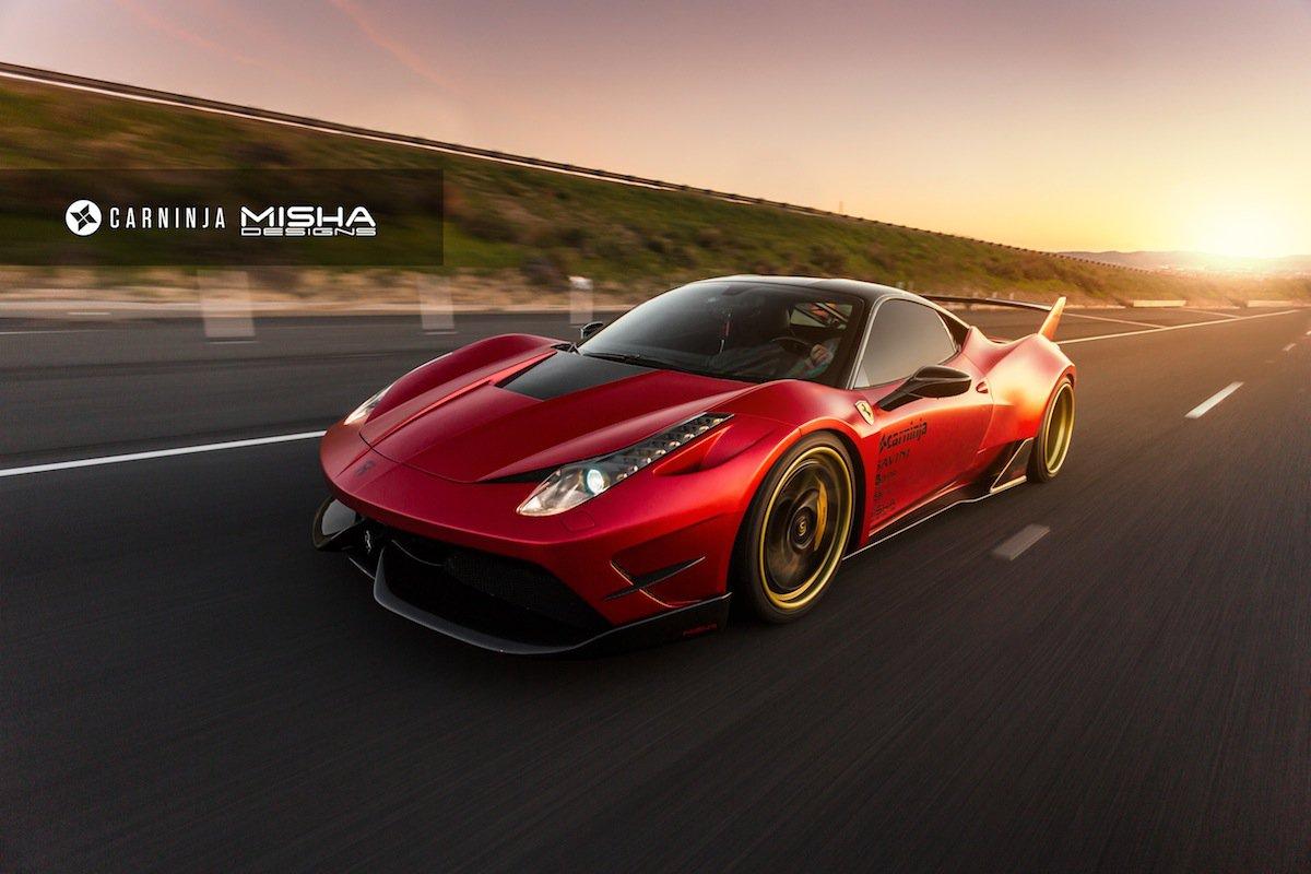 Ferrari-458 (1)